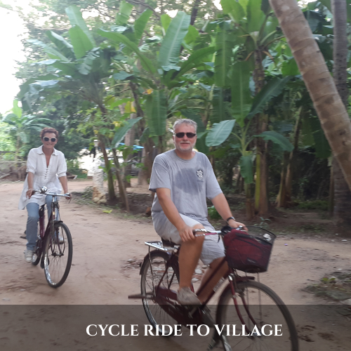 CYCLE RIDE TO VILLAGE (1)