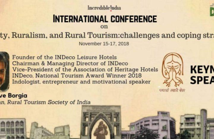 International Conference on Rural Tourism