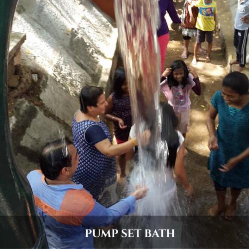 PUMP SET BATH (1)
